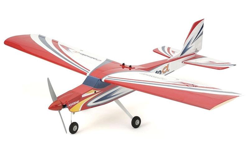 Kit Calmato Alpha 40 Trainer EP/GP rouge 1,60m