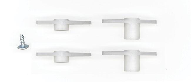 Palonnier de servo Ein-Stein. 4 pièces
