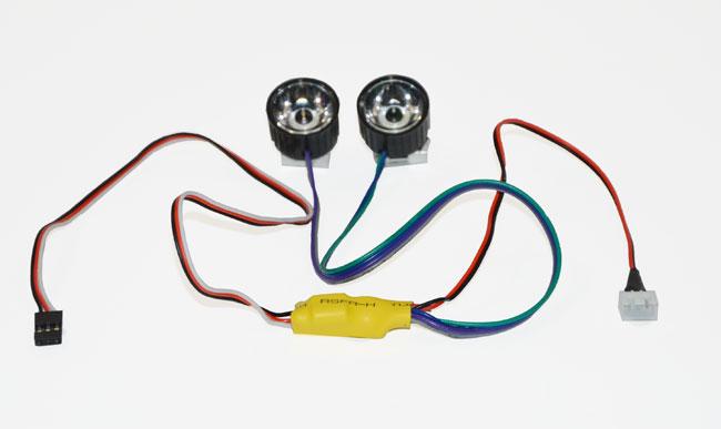 Phare à LED. 2 pièces