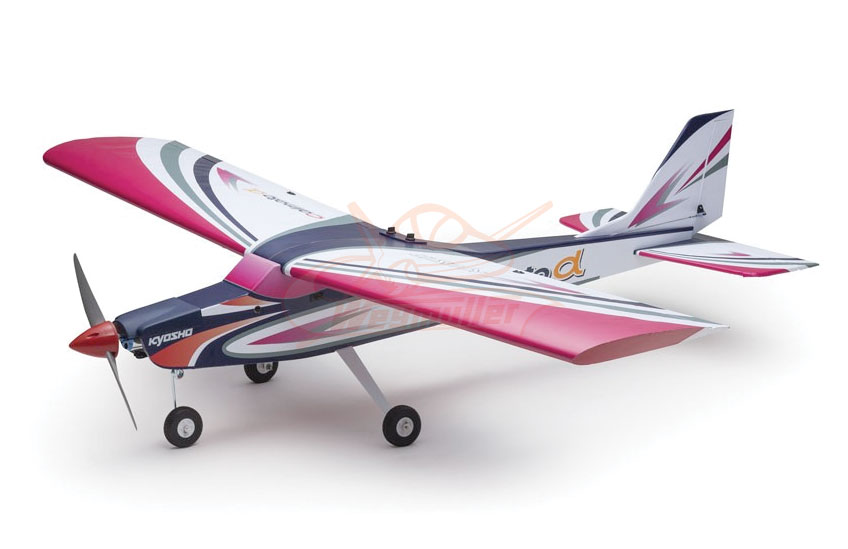 Kit Calmato Alpha 40 Trainer EP/GP violet 1,60m