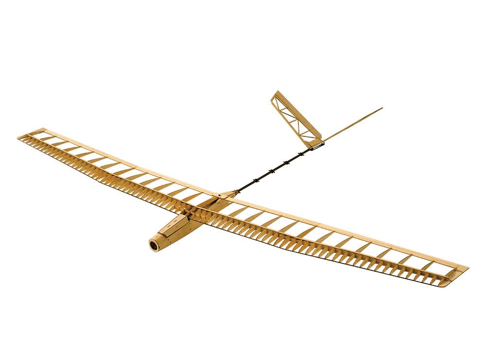 Planeur Thermus F14 1,40m