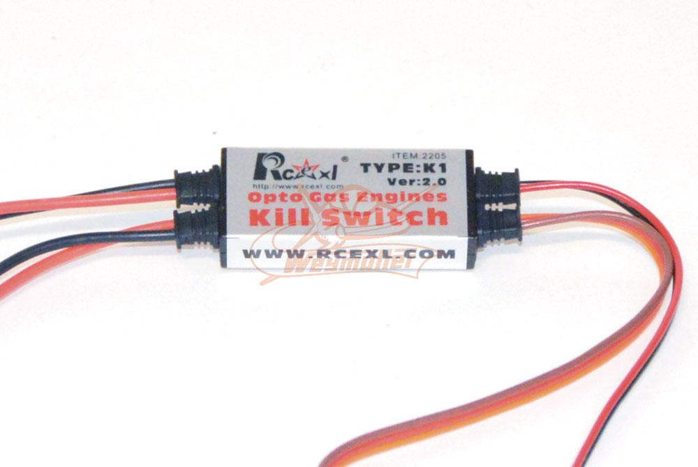 Coupe circuit électronique RCEXL (kill switch)