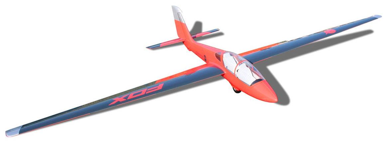 Planeur MDM-1 FOX ARF 3,50m
