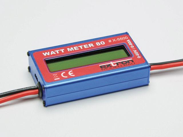 Wattmeter 80A