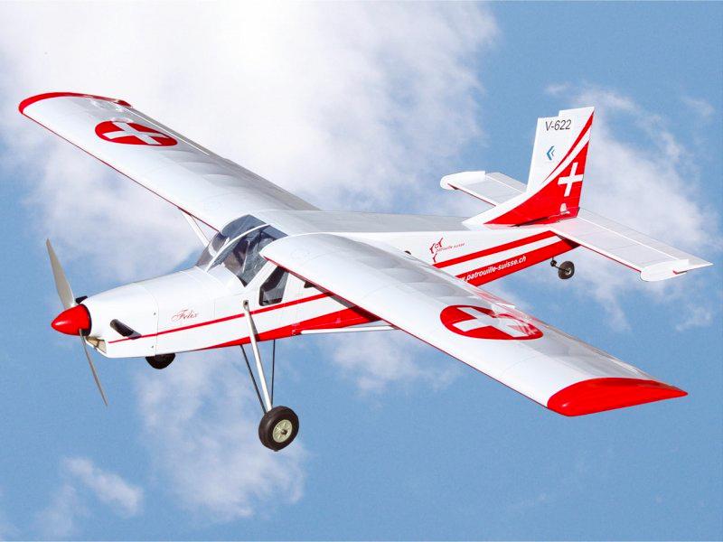 Pilatus PC6 Porter SUISSE ARF 2,15m